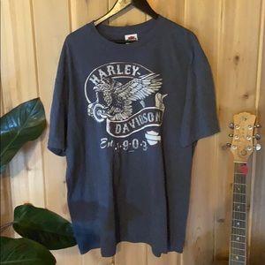 2017 Harley Davidson t-shirt